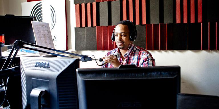 Radio Erena, seule voix indépendante d'Erythrée, fête ses 7 ans ...