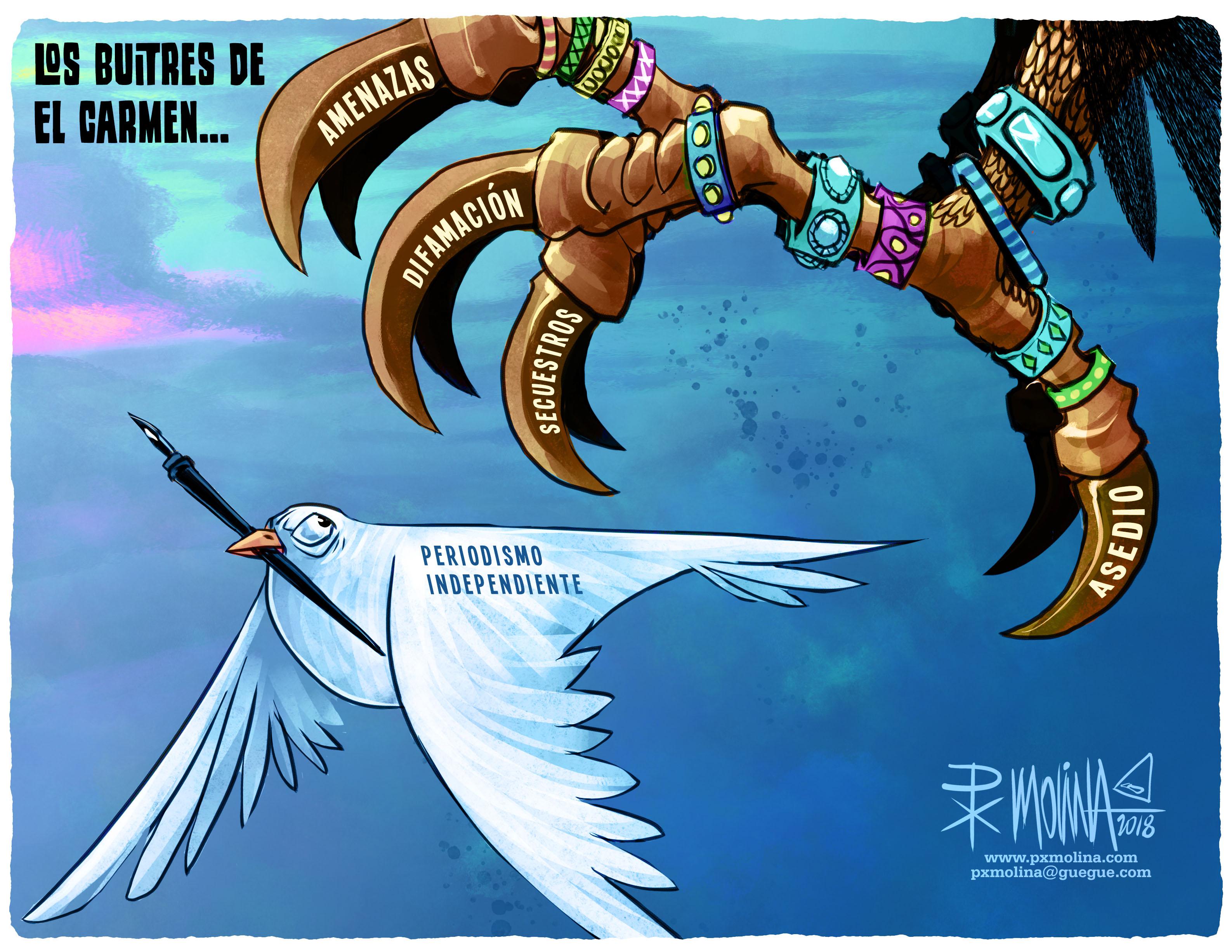 La libertad de prensa, en gran peligro en Nicaragua. Un fin de año negro para los periodistas independientes | Reporteros sin fronteras
