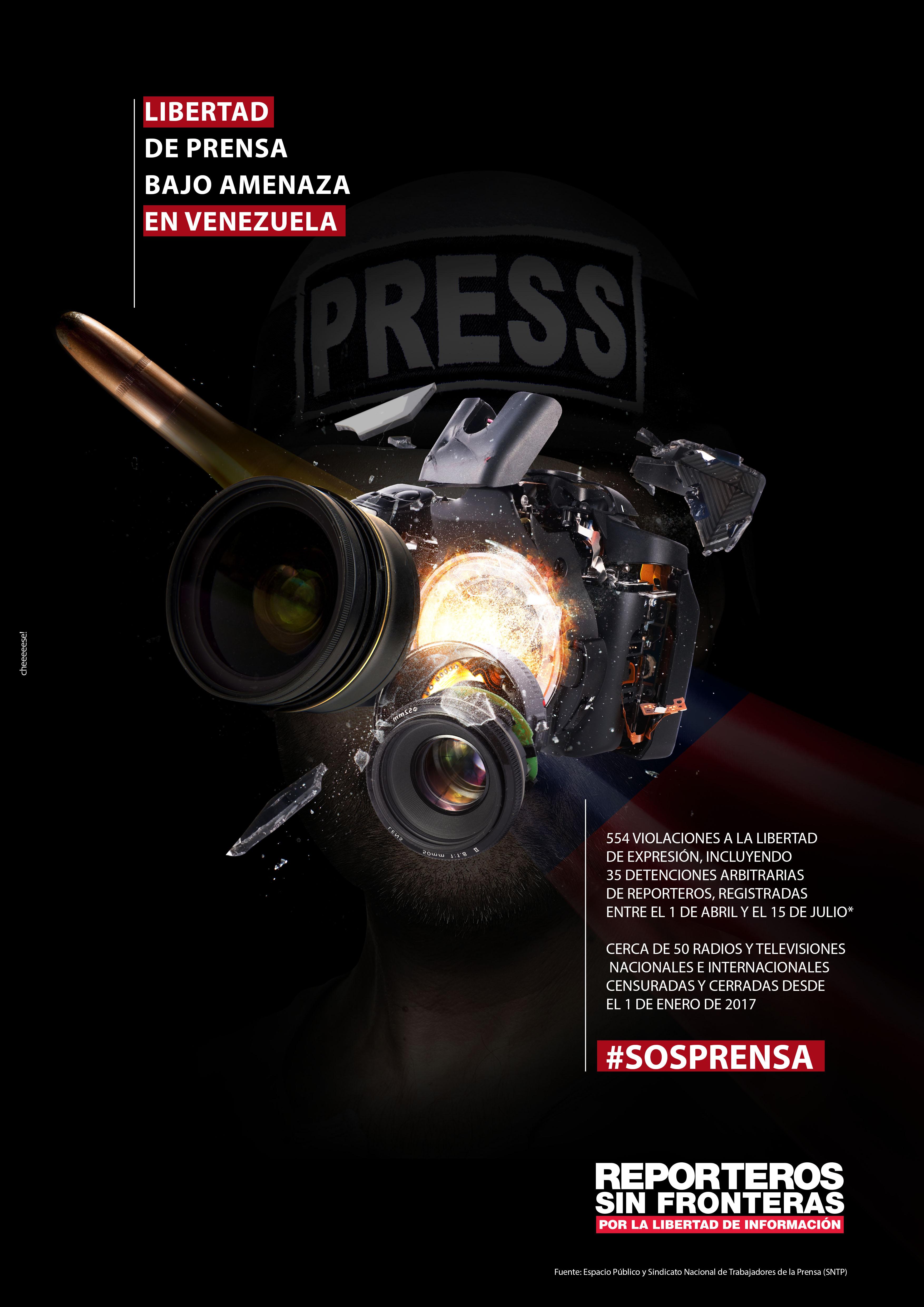 Visual realizado por la agencia internacional de diseño Cheeeeese! *