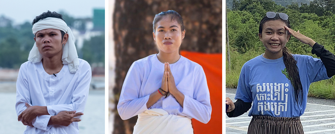 """Three Mother Nature Cambodia reporters arrested for """"inciting crime"""" 