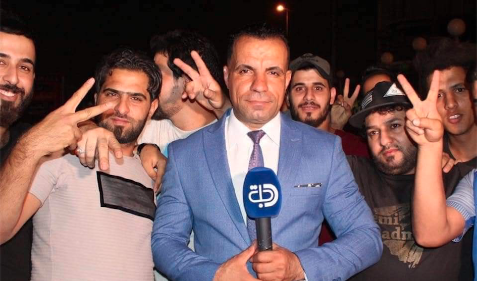 Two Iraqi journalists shot dead after covering protests in Basra | Reporters without borders