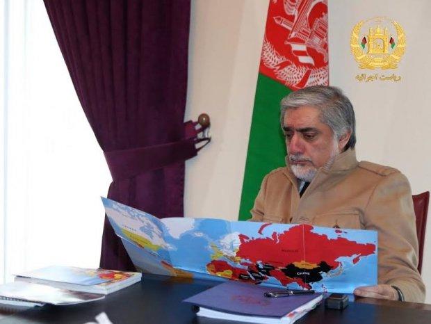 Abdullah Abdullah, chef du gouvernement