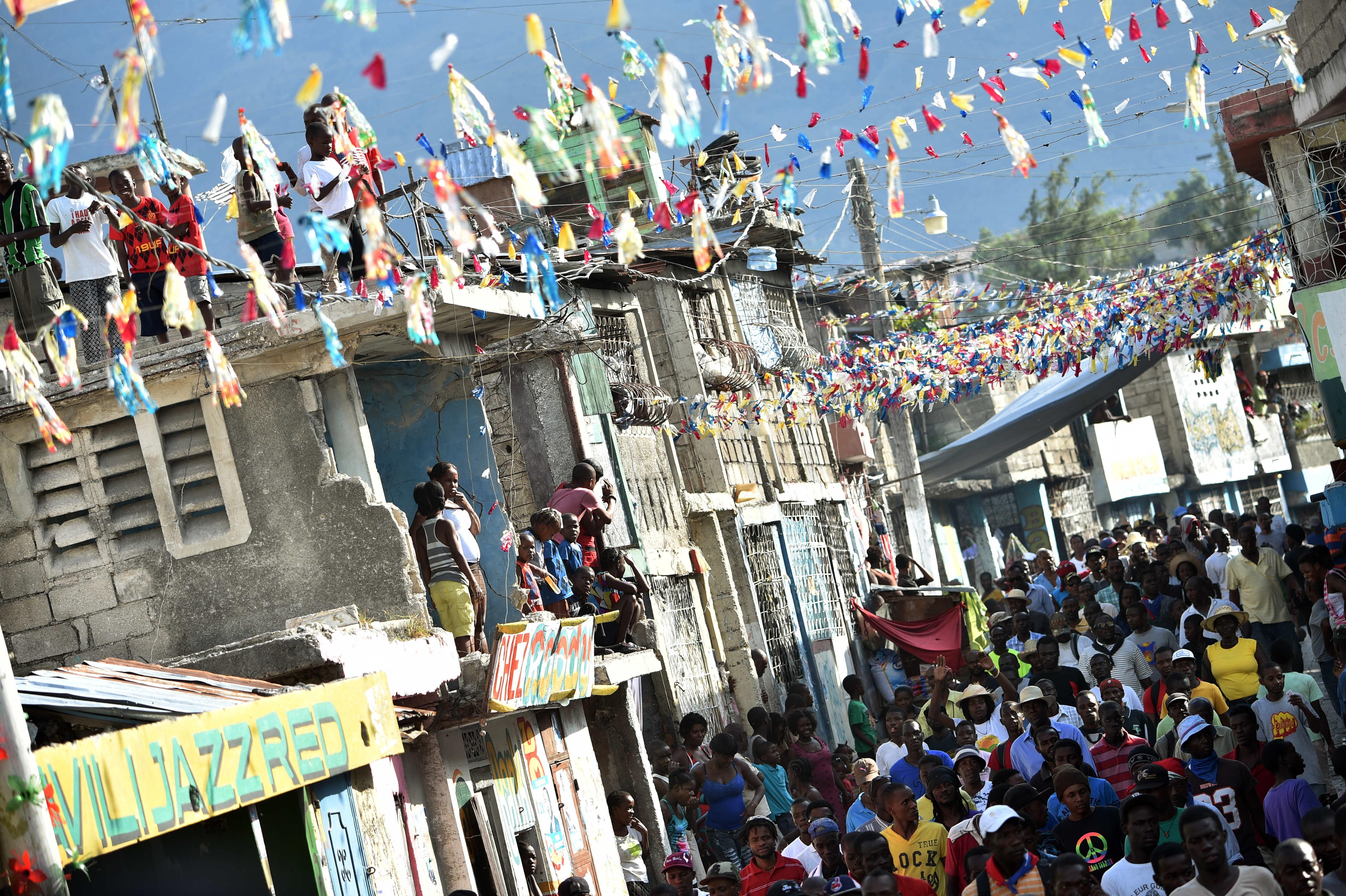 What Is Voodoo >> Haïti | RSF