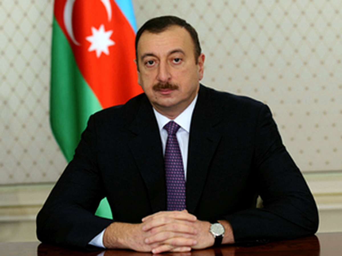 الهامي علييف رئيس اذربيجان