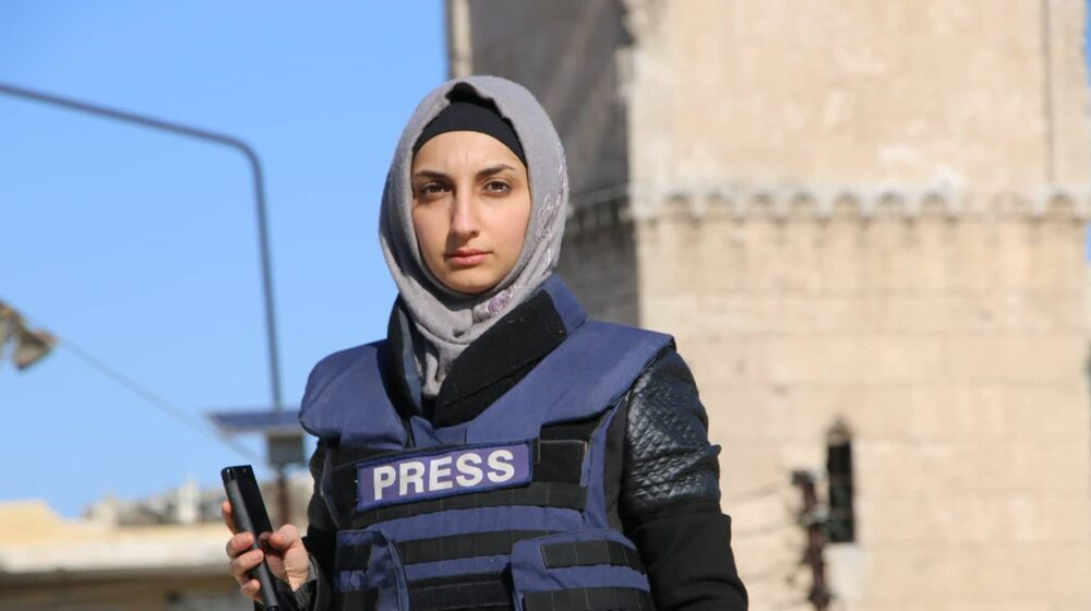 Sexist hate campaign against Idlib-based reporter | Reporters without borders