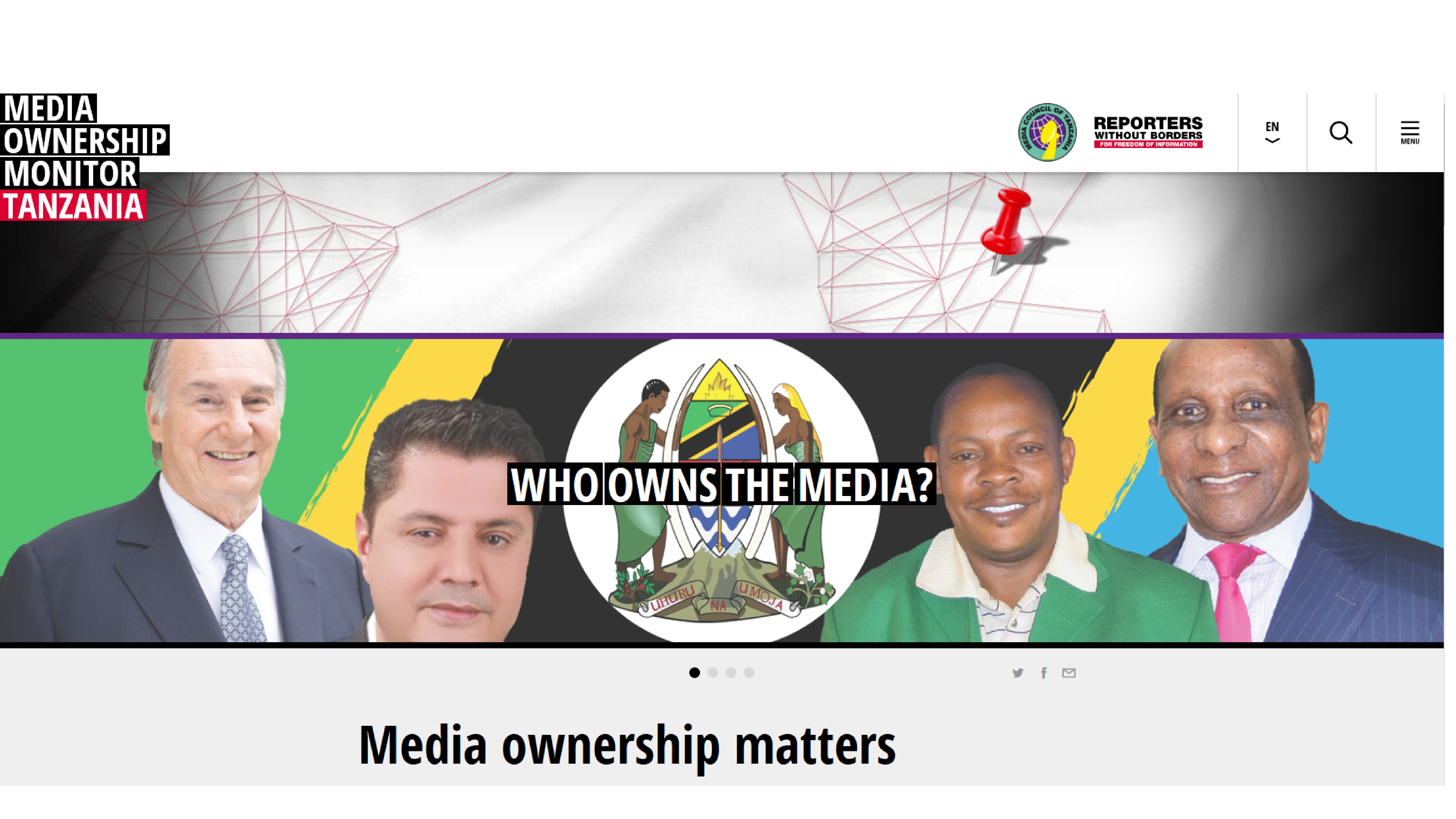 Who Owns The Media In Tanzania Rsf